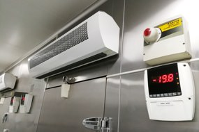Commercial Refrigeration Monitoring
